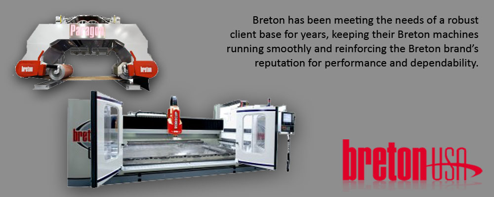 Breton USA Machine